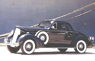 1936 Packard 120 Coupe
