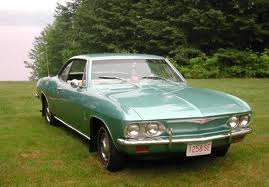 1965 Chevy Corvair