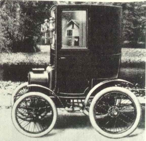 1912 Baker Electric