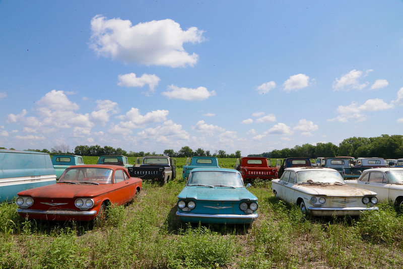 Old Car Auction Nebraska