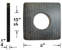 Body Mounting Pad