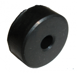 Rubber Washer - For Chrome Moldings To Body
