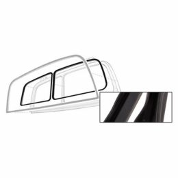 Rear Window On Liftgate Weatherstrip - With Lip