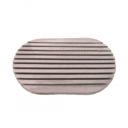 Clutch Or Brake Pedal Pad - Brown