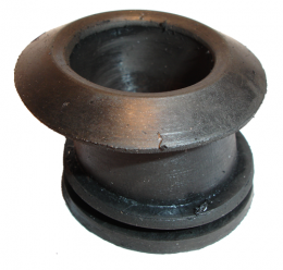 Clutch & Brake Pedal Shank Above Floorboard Grommet