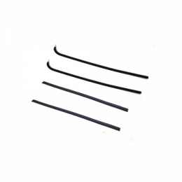 Beltline Weatherstrip - 4 Piece Kit