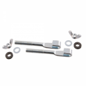 Battery Hold Down Clamp Kit - 3-3/4""