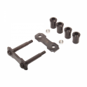 Rear Leaf Spring Shackle Kit