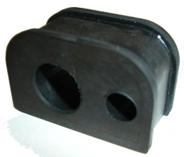 AC Freon Lines to Chassis Grommet