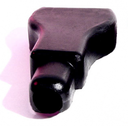 1955 Chevy/GMC Restoration Parts Battery Terminal Cover - BLACK - 06-007X