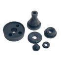 Firewall Grommet Kit - 6 pc.
