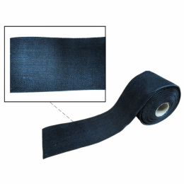 "Mohair Liner - For Use On Window Guides & Channels - 1-1/2"" Wide"