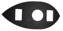 Rear View Mirror Mounting Pad