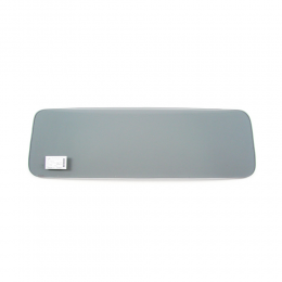 Rear Window Glass - Small - Grey
