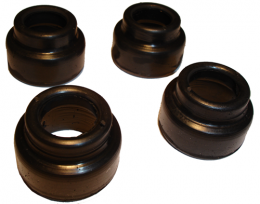 1960 Cadillac Restoration Parts Upper Suspension Arm Inner & Outer Seal Kit - 07-009X
