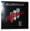 Aluminum Fireball V8 Air Cleaner Decal