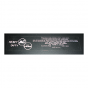Air Cleaner Decal - Filter Type A63C