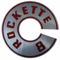 """Rockette 8"" Air Cleaner Decal"