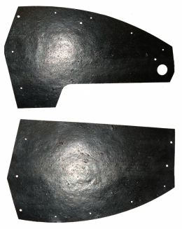 A Arm Dust Shield Kit