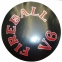 Fireball V6 Air Cleaner Decal