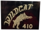 Wildcat 410 Air Cleaner Decal
