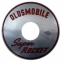 """Oldsmobile Super Rocket"" Air Cleaner Decal - 11"""