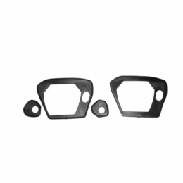 1966 Ford Restoration Parts Door Handle Gasket Kit - C5AZ-6222428