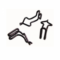 Door Trim Panel Clip Kit - 50 pc.