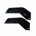 Front Fender Dust Shield - Lower at Rear