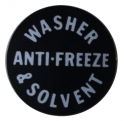 Windshield Washer Bottle Cap Decal