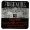 Frigidaire AC Compressor Decal (Orange)