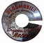 """Oldsmobile Super Rocket Ultra High Compression"" Air Cleaner Decal - 7-1/2"""