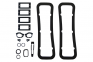 Paint Re-Seal Gasket Kit - Includes: Taillight, Door, Lock, Mirror, Antenna, Marker & License