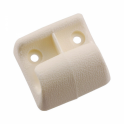 Sun Visor Center Bracket - White