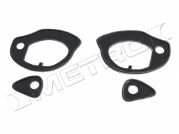 "Door Handle Gasket Kit - 6 piece - ""Beaded"""