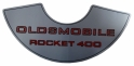"""Rocket 400"" Air Cleaner Decal"
