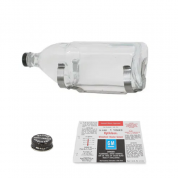 Accessory Optikleen Glass Washer Bottle Kit