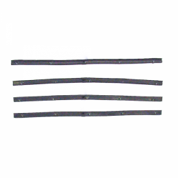 Beltline Weatherstrip Kit - 4 Piece