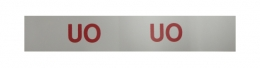 """UO"" Engine Code Decal"