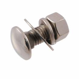 Bumper Bolt - with Nut & Washers