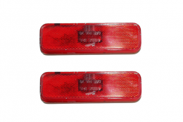 Rear Side Marker Light Assembly