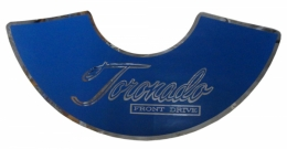 """Toronado Front Drive"" Air Cleaner Decal"