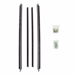 Beltline Weatherstrip - Front Door Kit