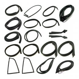 Master Weatherstrip Kit