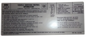 Manual & Automatic Transmission Emission Decal - 231