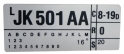 460 Automatic Transmission Engine Code Decal