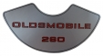 """Oldsmobile 260"" Air Cleaner Decal"