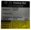 Delco AC Compressor Decal