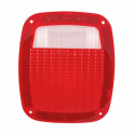 Taillight Lens - Step-Side Bed