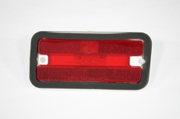 Rear Side Marker Light Assembly - Passenger Side